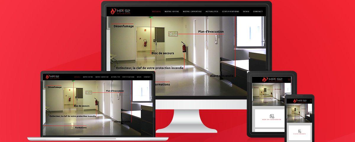 Nouveau site HPI92